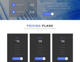 Nro 3 kilpailuun Design Homepage käyttäjältä divyavr