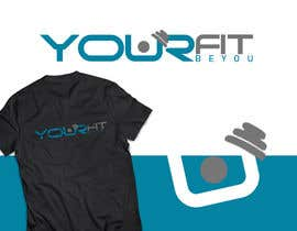 #89 untuk Logo Design for a sports company. Gym Clothes/activewear oleh mohhomdy