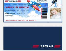 #13 for I need a Birthday Invitation Done av trandesign0105