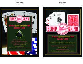 #23 cho Design a creative double sided flyer bởi dawnbadore