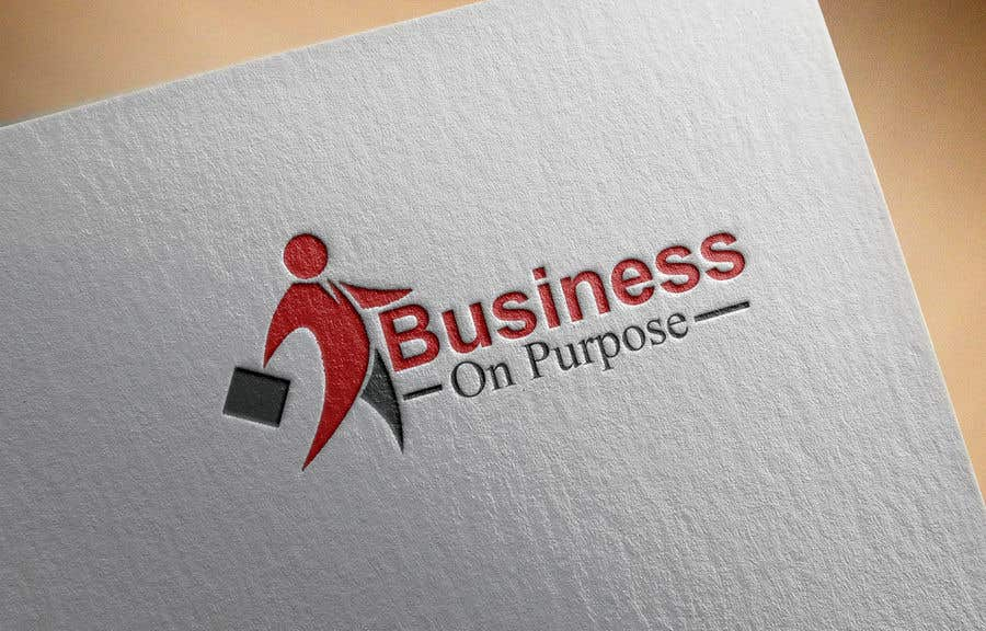 Konkurrenceindlæg #127 for I need a Logo Designed for a new Business name - Business On Purpose
