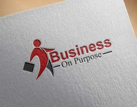 #127 untuk I need a Logo Designed for a new Business name - Business On Purpose oleh aqibali087