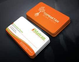 #81 untuk Business card design oleh Rahat4tech