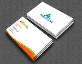#72 untuk Business card design oleh shuchi4455