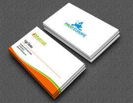 #74 untuk Business card design oleh shuchi4455