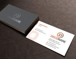 #37 for Design a Logo and a Business Card (Decorare) by BikashBapon