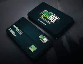 Nro 256 kilpailuun Business Card Design käyttäjältä DesignReveal
