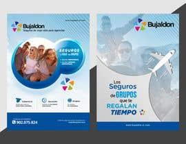 #17 para Diseño de un folleto para el lanzamiento de un producto de ydantonio