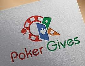 nº 69 pour Logo for Poker Gives par imshamimhossain0