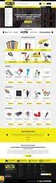 Kilpailutyön #46 pienoiskuva kilpailussa Redesign an Ecommerce Website Homepage