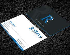 #552 for Business Card for a Real Estate Company av Roronoa12