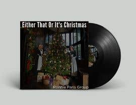#33 for Digital Album Cover for a Christmas Song by Dineshaps
