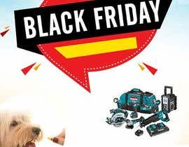 #10 for Design for Black Friday flyers, facebook and instagram campaigns by maidang34