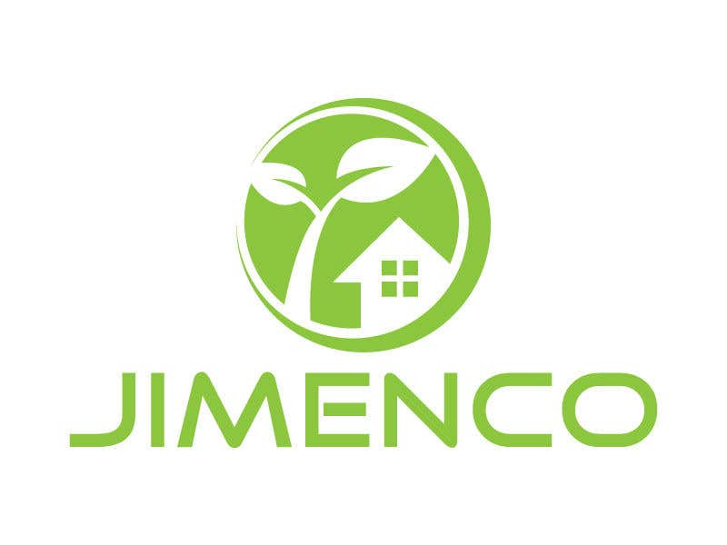 Proposition n°37 du concours Logo For a Real estate and agriculture Company in Black and Green. JIMENCO