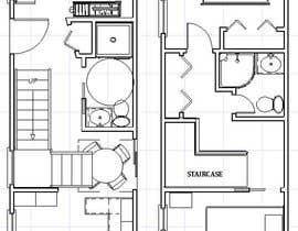 #8 for Floor plan for duplex house af ronaaron2