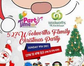 #3 for Woolworths Xmas Party af maidang34