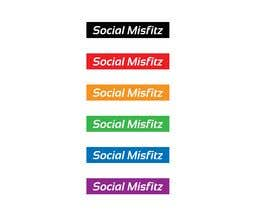 "#20 for I need an amazing logo designed for my company ""Social Misfitz"" af Sanja3003"