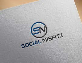 "#34 for I need an amazing logo designed for my company ""Social Misfitz"" af himrahimabegum01"