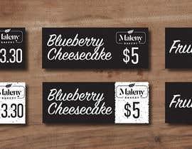 #52 para Cake Labels in Chiller por DWeikert