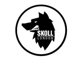 #13 für I need to make the wolf better and also to add Skoll London to the wolf. I want the badge to still be circle and to have my business name within the logo and not at the bottom like I currently do. von Bra1nd3ad