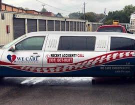 jbktouch tarafından design a car wrap for a limousine için no 10