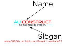 nº 8 pour Suggest a company name and moto/slogan par Monowar8731