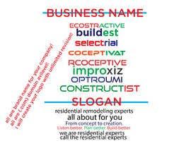 nº 20 pour Suggest a company name and moto/slogan par Monowar8731