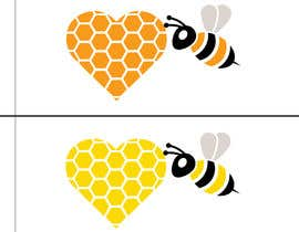 #97 for A family logo created based on bees/honey af fahim366