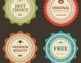 #19 for Design Vintage Stickers af mdsajeebrohani
