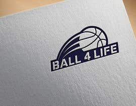 nº 58 pour BALL4LIFE LOGO par naymafabliha