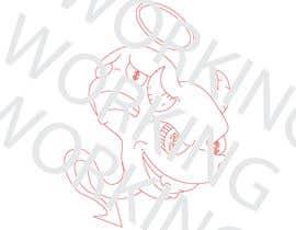 Nro 1 kilpailuun Graphic Design for Character käyttäjältä Areynososoler