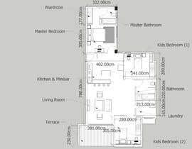 #46 untuk interior design oleh goesoer