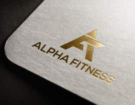 #328 , Re-Branding Alpha Fitness 来自 Logozonek