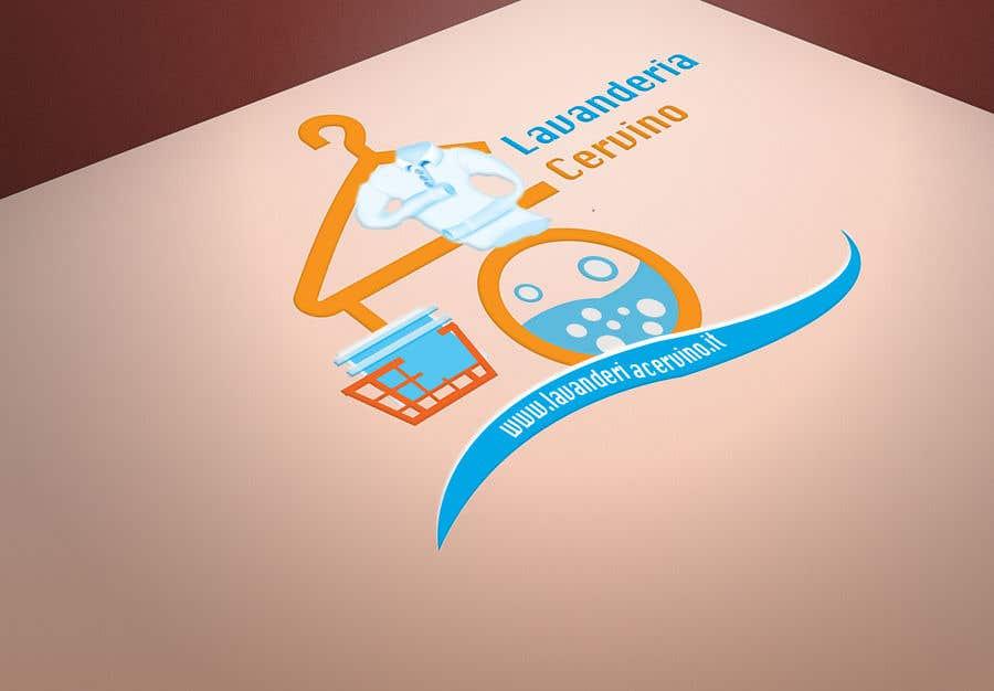 Konkurrenceindlæg #54 for Logo for Industrial Laundry