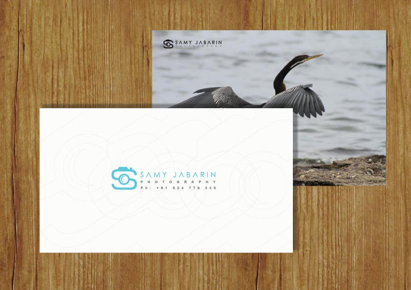 Penyertaan Peraduan #                                        143                                      untuk                                         Corporate identity for photography business