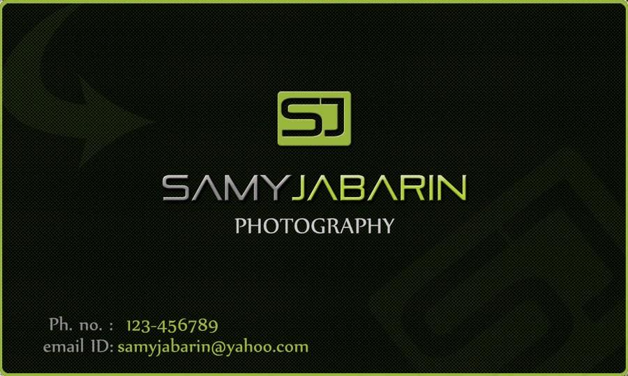 Penyertaan Peraduan #                                        105                                      untuk                                         Corporate identity for photography business