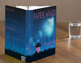 nº 2 pour Paper Wings MOCK cover par PorshiaNowrin
