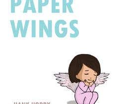 nº 7 pour Paper Wings MOCK cover par jomainenicolee