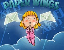 nº 14 pour Paper Wings MOCK cover par juliantoK