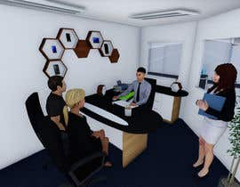 #1 untuk Interior design new office space oleh GOArte