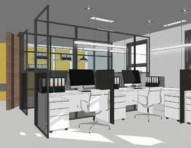 #22 for Interior design new office space by Wenikafiverr