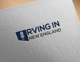 "#102 for New logo for ""RVing in New England"" af mda931750"