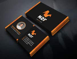 #268 for Design Business card / carte de visite by patitbiswas