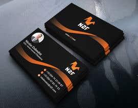 #238 for Design Business card / carte de visite by SHILPIsign