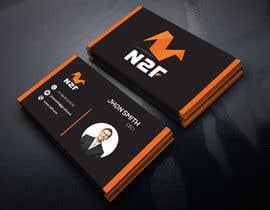 #183 for Design Business card / carte de visite by romanmahmud