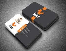 #149 for Design Business card / carte de visite by tanzinaakter097