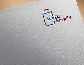 princeart6505님에 의한 Need a logo for a consulting website called WeDoShopify을(를) 위한 #254
