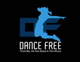 #118 for Logo Design - Dance Free af NEAMATHSHUVON
