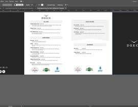 #6 untuk Edit Menu design oleh hridoyghf