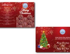 #30 for Design a bespoke Christmas Card af FALL3N0005000